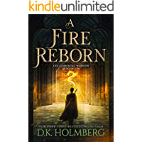 A Fire Reborn (The Elemental Warrior Book 3)