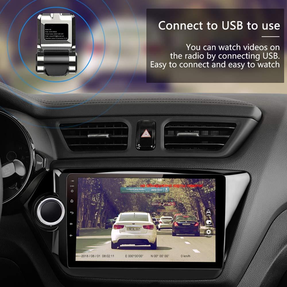 Cam/éra DVR Full HD 1080P LDWS Cam/éra Dash Cam Full HD pour lecteur multim/édia Android