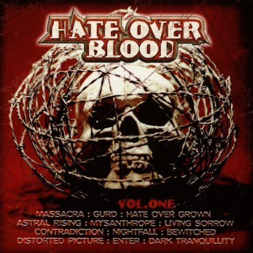 Hate Over Blood by Various