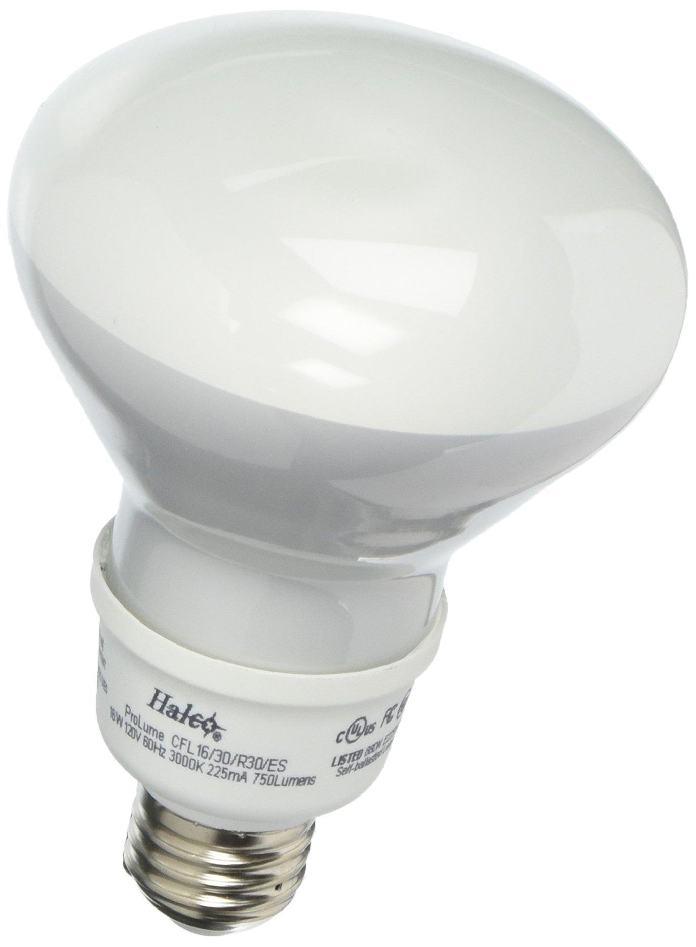 ProLume CFL16/30/R30/ES 46101 16W Spiral R30 3000K MED ProlumeME, 6 Piece