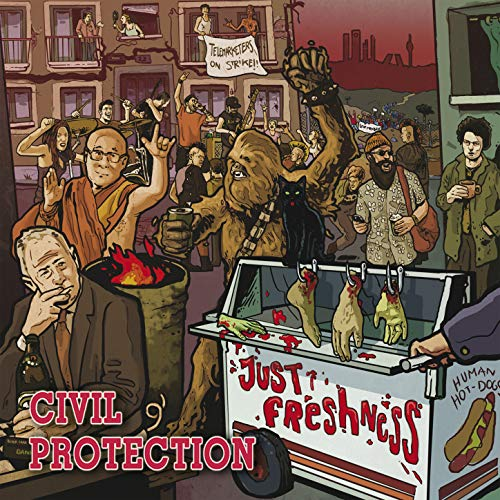 civil protection the real by civil protection on amazon music