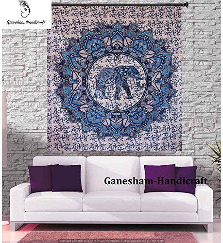 Indian Hippie Gypsy Dorm Decor Bohemian Tapestries Indian Tapestries ...