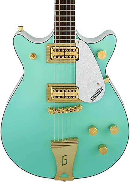 GRETSCH guitarra FSR Electromatic de dos tonos doble Jet guitarra ...