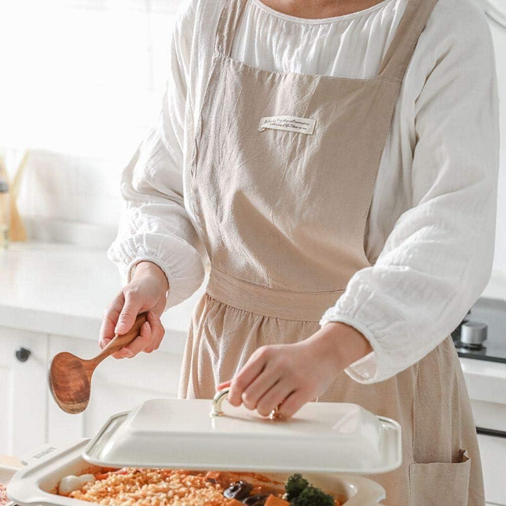 Tablier pour femme Artiste Smock Tablier de cuisson Artisanat Tablier de jardinage Tablier japonais Tablier de peinture Atelier