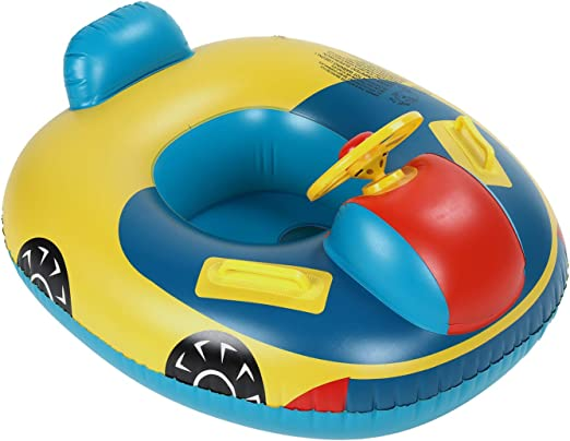 Amazon.com: XYX. Flotador de piscina para bebé, flotador de ...