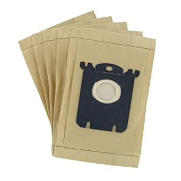 81021b97771 Alternative Electrolux E200 S - Bag Classic Long Performance +50% Paper Vacuum  Cleaner Dust