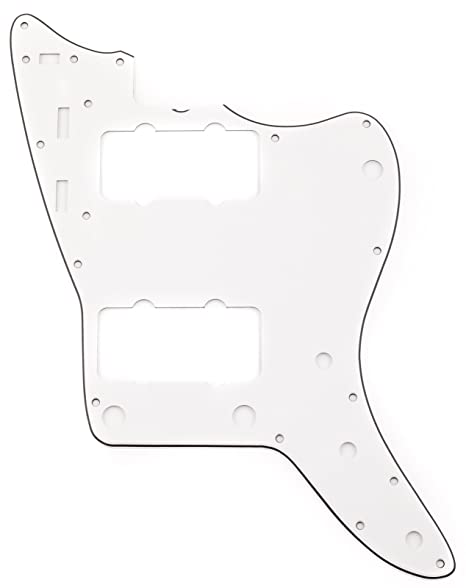 Amazon Com Fender Pure Vintage Pickguard 65 Jazzmaster