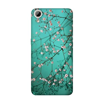 more photos ec134 6a1fd Fasheen Designer Soft Case Mobile Back Cover for HTC: Amazon.in ...