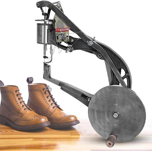 Máquina Manual de reparación de Zapatos, máquina de Coser de ...