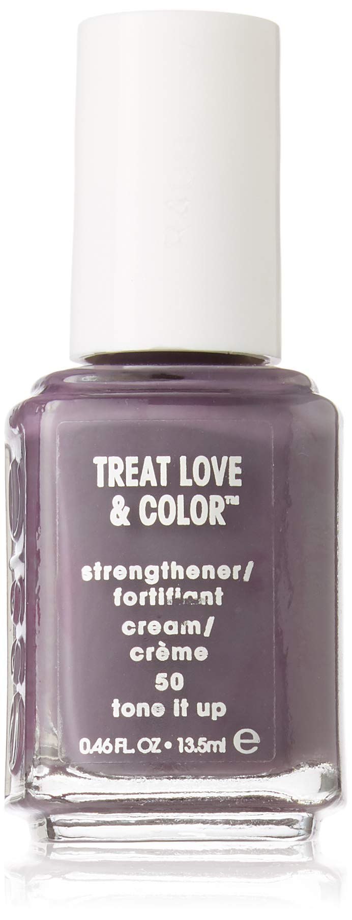 essie Treat Love & Color Strengthener for Normal To Dry/Brittle Nails, Tone It Up, 0.46 fl. Oz