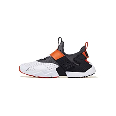 afa28367b3c6a ... get nike air huarache drift premium white dark grey rush orange 8 d  d695c 67109