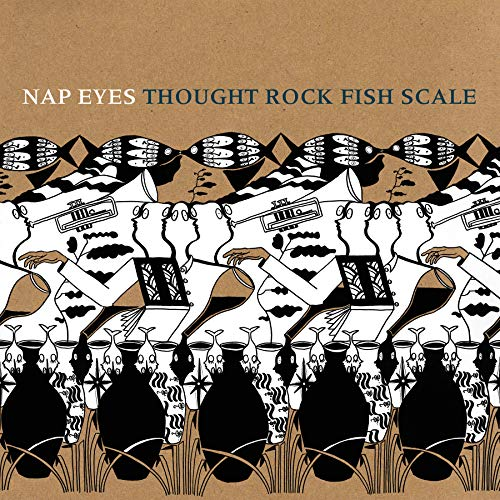 Thought Rock Fish Scale