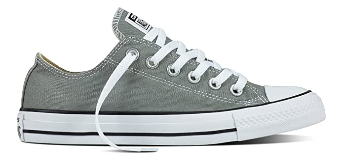 Converse Chucks All Star Low Top Sneaker Herren Grau