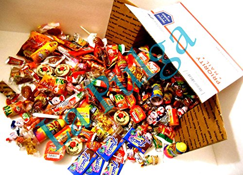 Best Mexican Pinata Candy Assortment Total of 7 lbs