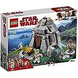 LEGO - 75200 - Star Wars - Jeu de Construction - Entraînement sur l'Île d'Ahch - To