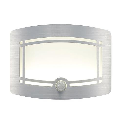 Signstek 10led Wireless Wall Light Sconce Motion Sensor