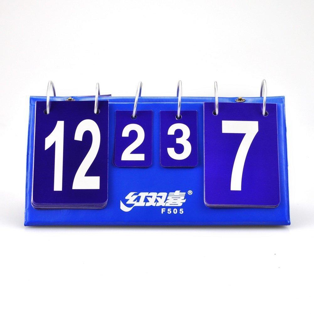 Eleganantamazing scorekeeper Tabla de Ping Pong port/átil para Tenis de Mesa Pop Pin