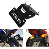 Motorcycle Helmet Lock Anti-Theft for Yamaha YZF-R25 up-2019 YZF-R3 MT-25 MT-03 up-2020 Blue