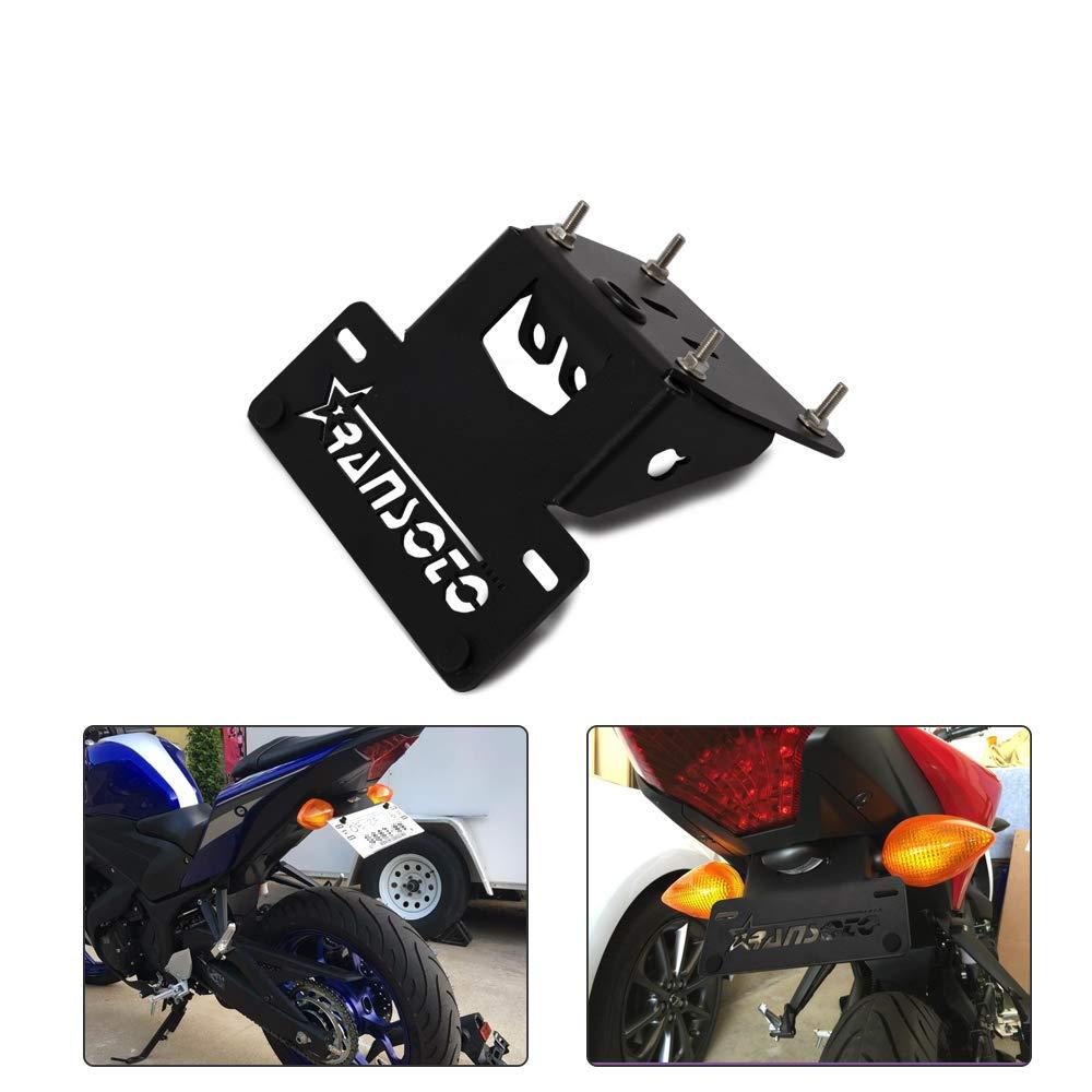 For Kawasaki Z125 Z 125 2015-2018 Motorcycle Fender Eliminator License Plate mount Fit for