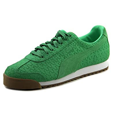 Womens Shoes PUMA Roma Emboss Brick Spring Bouquet