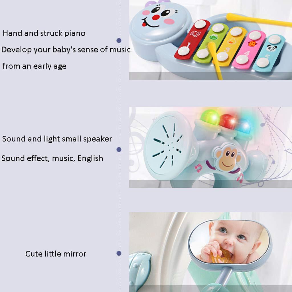 Andador de bebe Baby Walker Multi-función antivuelco Walker para ...