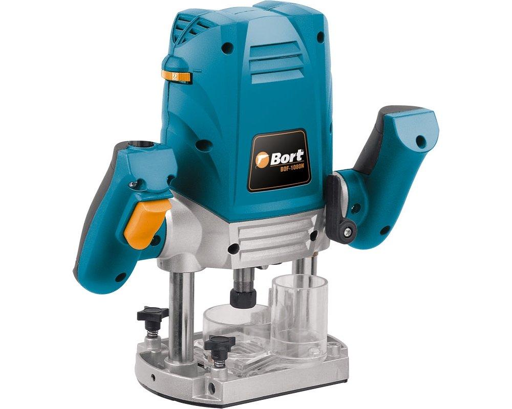 Bort BOF-1080N Dé fonceuse semi-professionnelle 1020 W (Import Allemagne) HGW00189