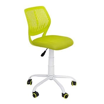 FurnitureR Office Chair Adjustable Design Kids Computer Seat Desk