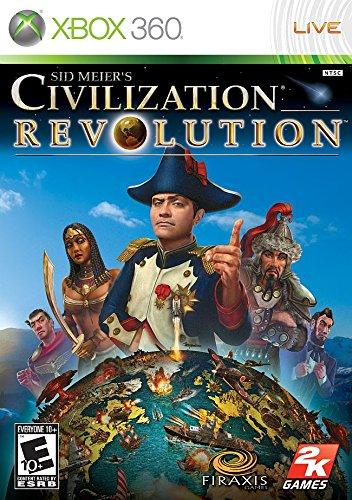 Sid Meier's Civilization Revolution - Xbox 360 (Greatest Hits) by 2K