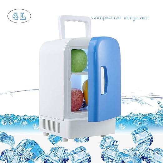 SYANG Coche Mini refrigerador,eléctrico Compacto Refrigerador ...