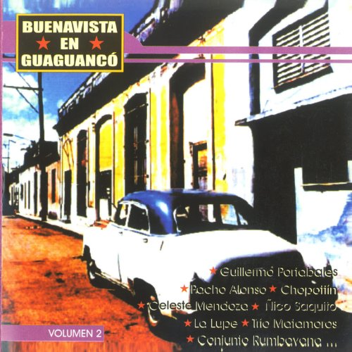Buenavista en Guaguancó Volumen 2