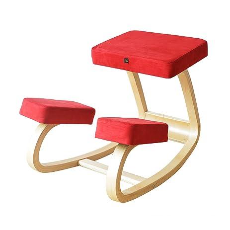 amazon com mallboo ergonomic kneeling chair for office computer