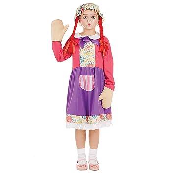 Fun Shack Muñeca de Trapo - Traje de fantasía para niños ...