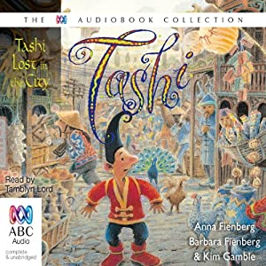 Tashi Lost in the City Audiobook
