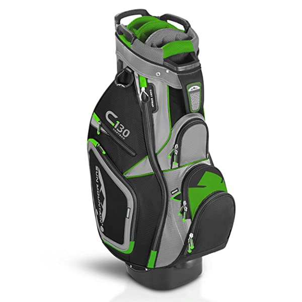 48c673b4affa Sun Mountain C130 Golf Cart Bag Review