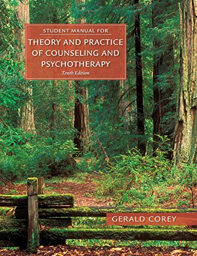 1305664477 - Student Manual Theory & Practice Counseling & Psychotherapy