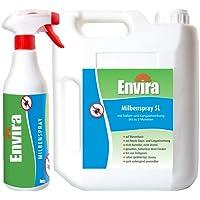 ENVIRA Milben bekämpfen 500ml und 5Ltr