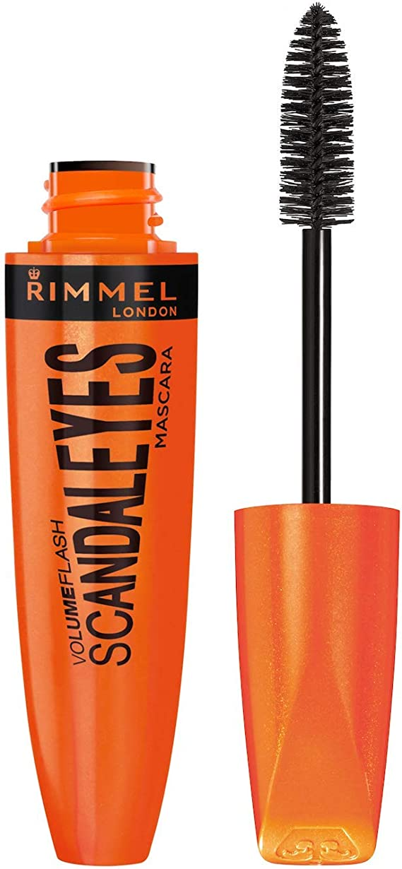Rimmel Scandaleyes Mascara Black 0 41 Fluid Ounce Amazon Ca Beauty