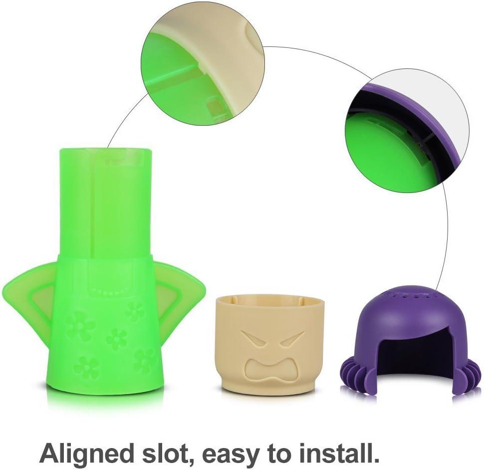 Amazon.com: Microondas – Limpiador Cuddle Shack tienda Angry ...