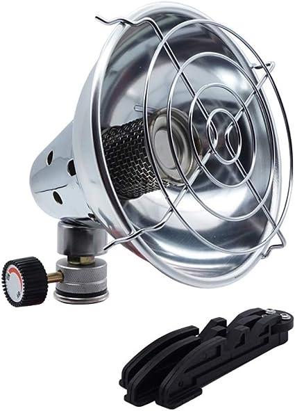 Calentador de Gas portátil Calentador de calefacción ...
