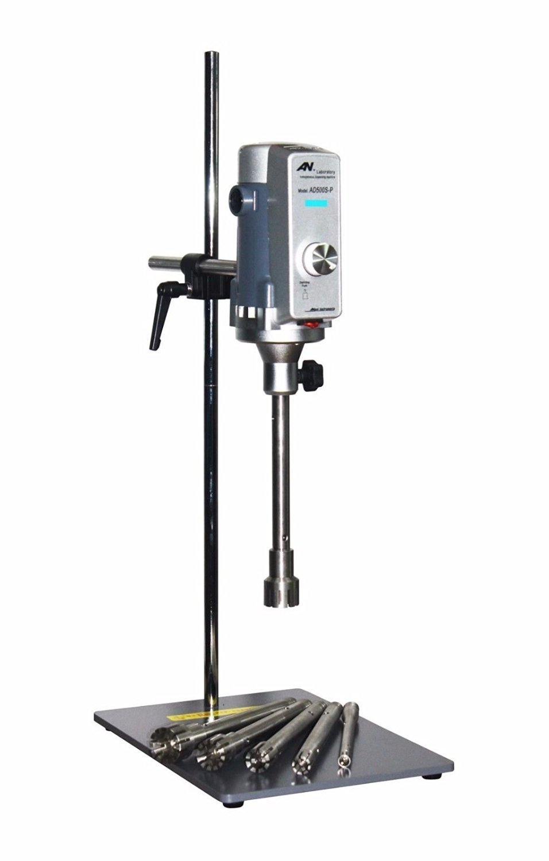 Uuni-WT AD500S-P Lab Equipment Homogenizer Disperser Mixer 5000~28000rpm (12G) YJINGRUI