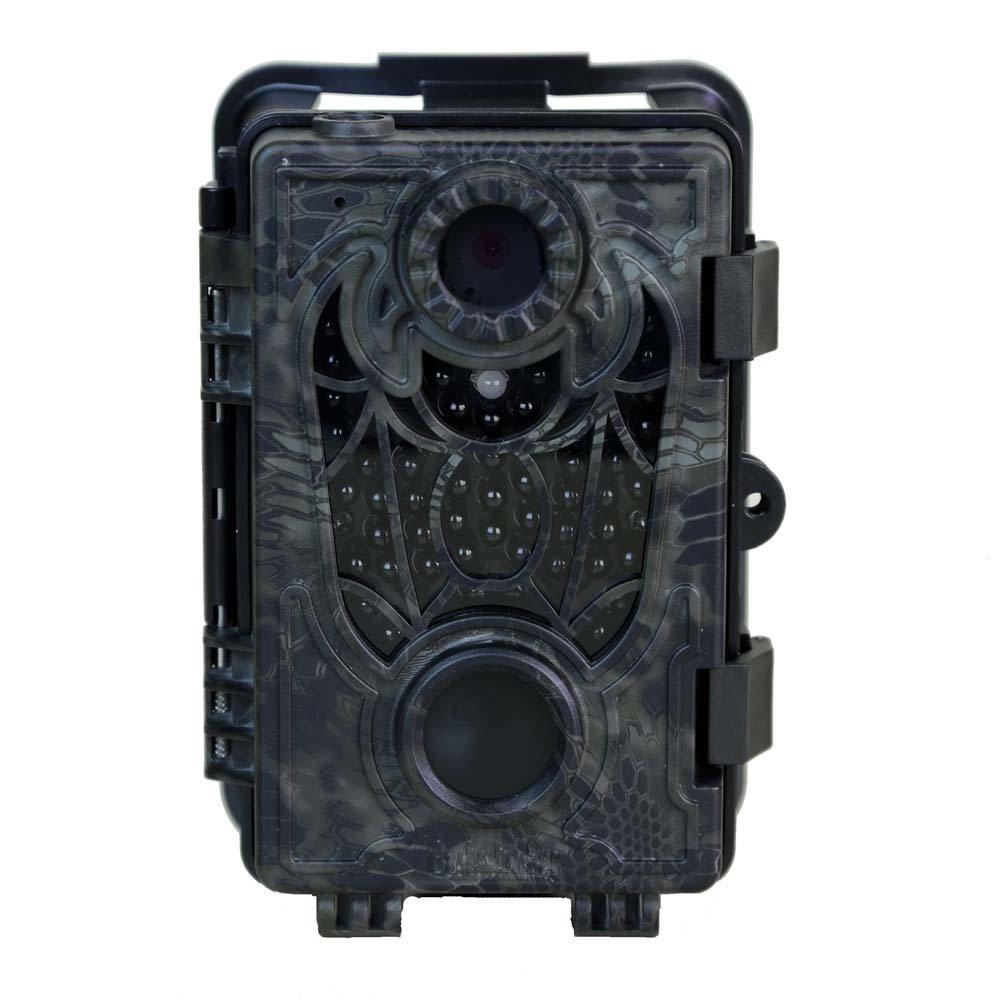 TKS 1080Pトレイルカメラ(FHD) タイムプラス撮影録画 動体検知 ハンティングカメラ 32GBカード対応 最大8ヵ月 IP66防水 暗視撮影 不可視赤外線 B0773KN6DZ