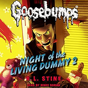 Classic Goosebumps: Night of the Living Dummy 2 Audiobook