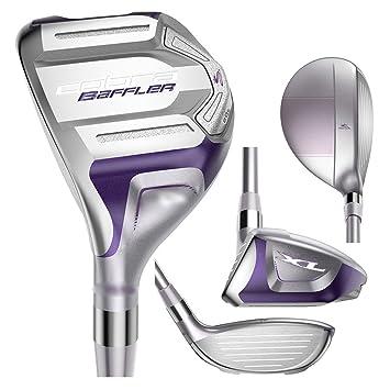 Amazon.com: Cobra Baffler XL Hybrid Club de golf para mujer ...