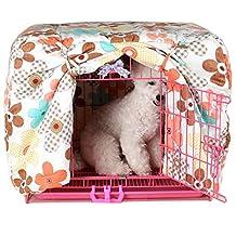 Alfie Pet by Petoga Couture - Santana Pet Duvet Crate Cover - Pattern: Flower, Size: XS