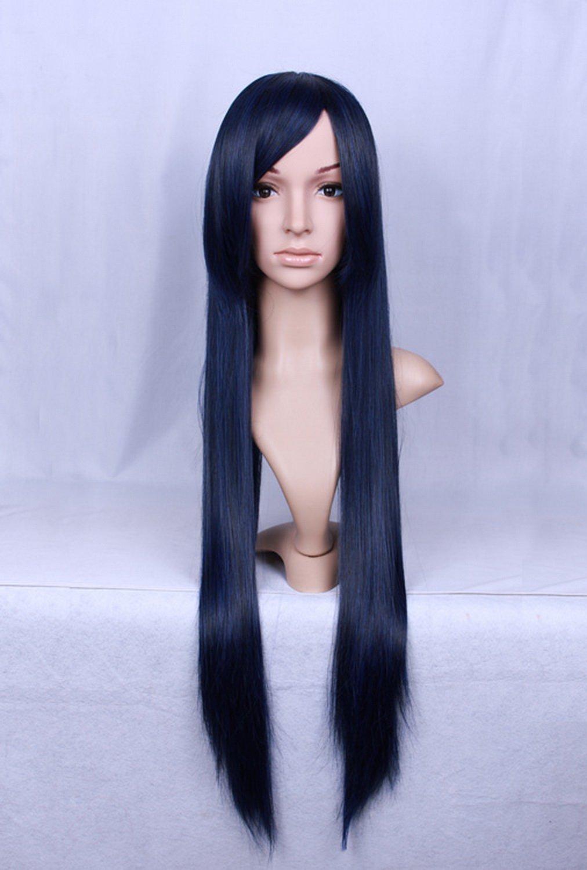 Gintama Katsura Kotarou cosplay long wig UK