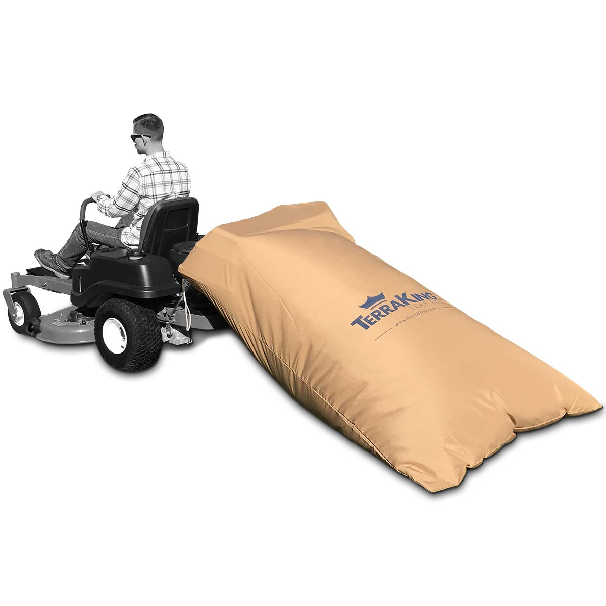 TerraKing 54 cu. ft. Standard Leaf Bag - 120-in. opening [ST95000]