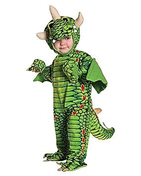 Horror-Shop Disfraz de dragón niño S: Amazon.es: Juguetes y juegos