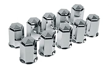 Lampa Camiones tapas de tuercas ABS cromado, 33 mm: Amazon.es: Coche y moto