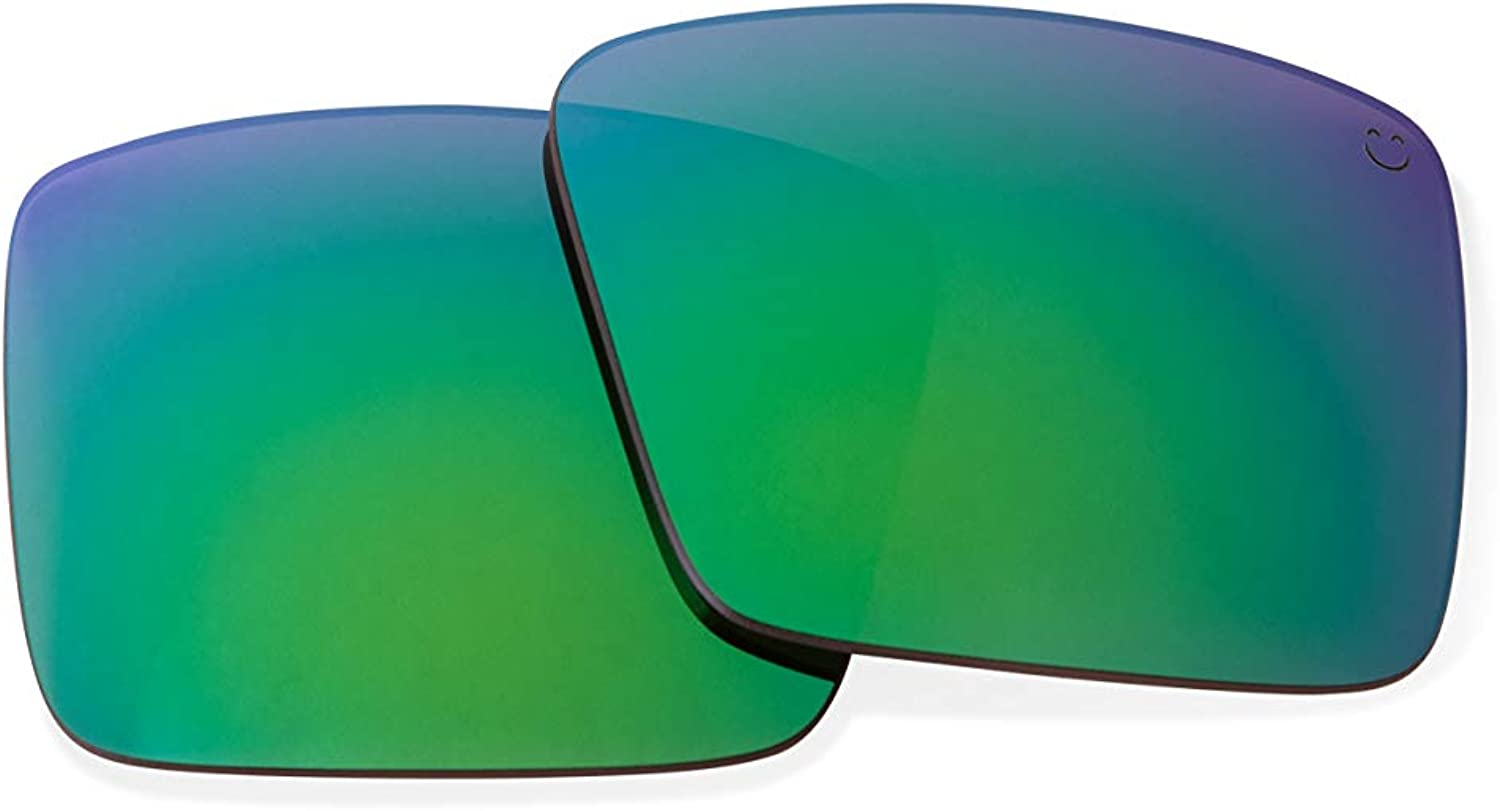 MONTANA REPLACEMENT LENS-HAPPY BRONZE POLAR WITH GREEN SPECTRA MIRROR, MONTANA REPLACEMENT LENS-HAPPY BRONZE POLAR WITH GREEN SPECTRA MIRROR Spy Optic OFFICIAL Replacement Lenses for SPY SUNGLASSES