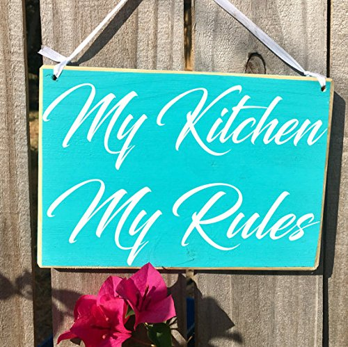 kiss the chef sign - 3